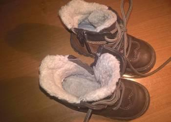Buciki zimowe dla dziecka Lasocki