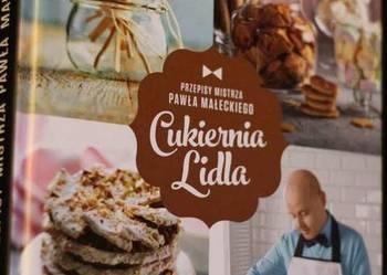 Cukiernia Lidla pieczenie gotowanie książka przepisy Małecki