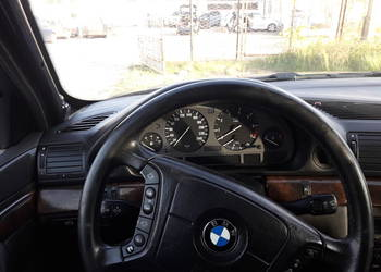 BMW e38 3.0 v8 gaz