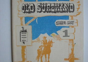 Old Surehand  - Karol May (kat.512-521)_10 zeszytów
