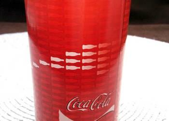 Szklanka coca cola ze starej edycji