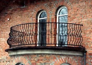 Balkony i Balustrady