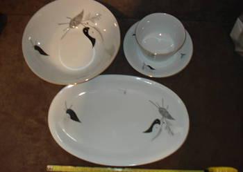 Zestaw porcelany Picasso sygnowany
