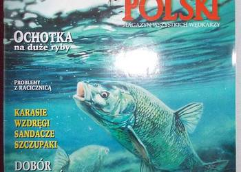 Wędkarz polski  nr. 6/2001 r