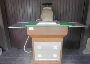 Maszyna obuwnicza Wycinarka hydrauliczna SILPA