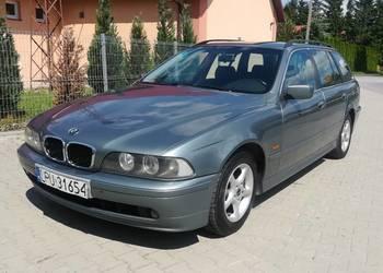 BMW e39 touring 520d