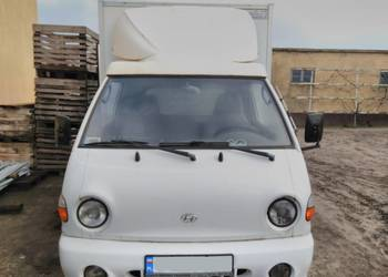 Hyundai H100 truck kontener