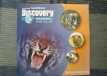 Tropami tajemnic Discovery - dzikie koty