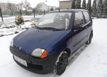 Fiat Seicento 900cc na łańcuszku rozrządu
