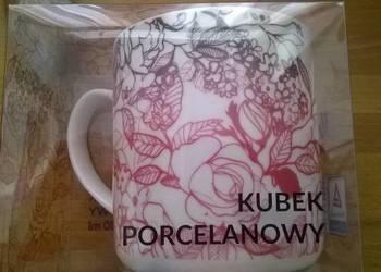 Kubek porcelanowy: Power Flower.