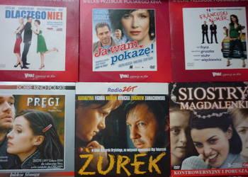 DVD filmy polskie: Pręgi Do przerwy 0:1 To nie tak jak myśli