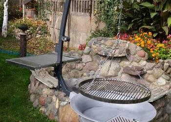 Grill składany (ogród, taras )