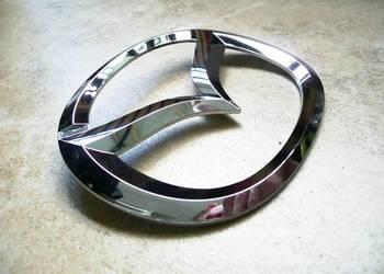 Emblemat Logo Mazda 6 2012- (GJ) Skyactive tył klapa