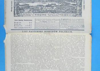 4. Gazeta Świąteczna Rok wydania 1936 - Bezpłatna wysyłka.