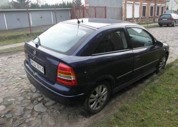 Opel Astra 2000 DTL-zamiana na skuter