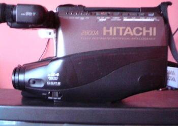 KAMERA HITACHI 2800A