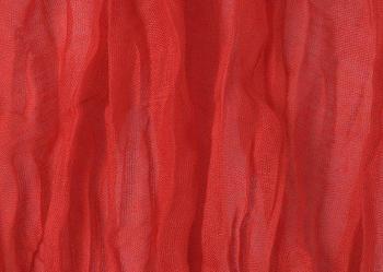 Czerwony szalik Top Secret