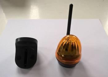 Lampa LED MINI z anteną - do napędów Faac Came Nice Beninca
