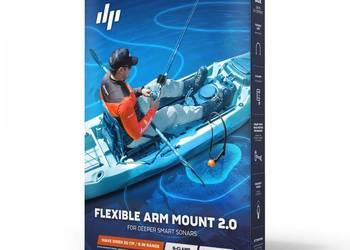 Elastyczne ramię do łodzi kajaka Deeper Flexible Arm Mount 2