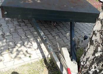 Laweta Platforma Przyczepa 1460 DMC na kat.B bez Viatola
