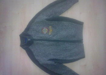 Sweterek 128cm COOL CLUB stan bdb. jak nowy