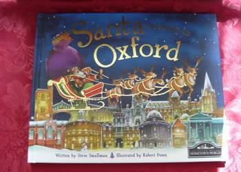 Książka Santa is coming to Oxford