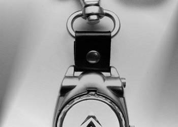 Zegarek kieszonkowy brelok Citroen na- prezent-pamiątka.