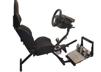 FOTEL DO GIER z regulacją adaptacyjną > stand pod kierownice