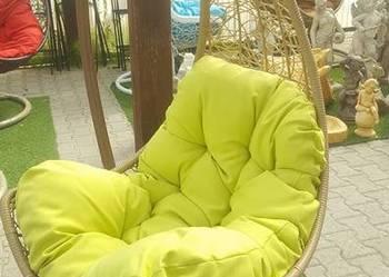 bujak ogrodowy FOTEL WISZĄCY huśtawka hamak kokon