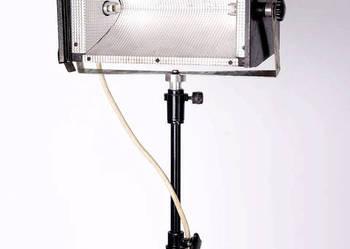Oświetlenie halogenowe 1000 Watt ze statywem