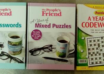 Krzyżówki po angielsku. A puzzle a day