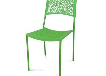 Zielone krzeslo ogrodowe :) Promocja 181 zl