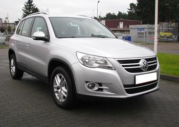 Do sprzedania Volkswagen Tiguan 2009