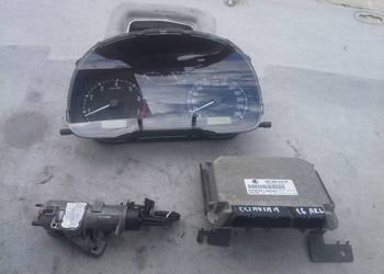 Skoda Octavia I 99' zestaw startowy odpalenia 1,6 benzyna
