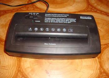 Niszczarka ProAction VS506P Pro Action do papieru