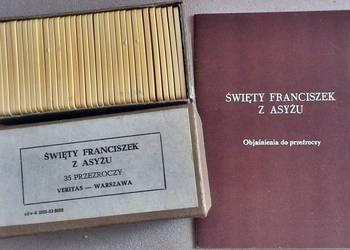 Święty Franciszek z Asyżu - przezrocza