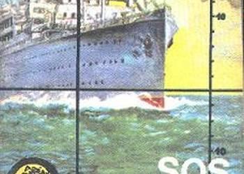 ŻÓŁTY TYGRYS - SOS LACONIA - BRODZIŃSKI W.