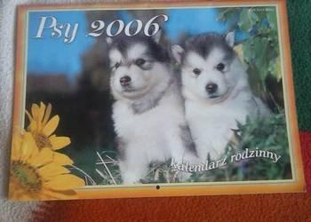 Kalendarz z psami