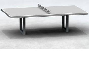 Betonowy stół plenerowy do tenisa stołowego