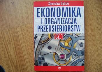 Ekonomika i organizacja przedsiębiorstw cz,1 NOWA,