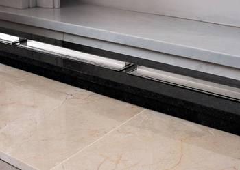BIOKOMINEK wolnostojący z wełną z granitu 130cm