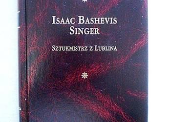 SZTUKMISTRZ Z LUBLINA - ISAAC BASHEVIS SINGER ALTAYA