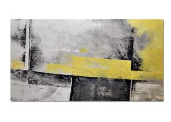 AbstrakcjaGY4, nowoczesny obraz ręcznie malowany