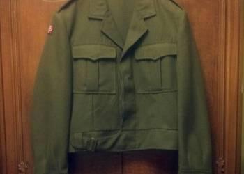 kurtka wojskowa