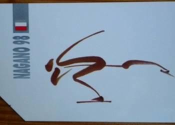 5 x Nagano 98 (1 karta 0,50 gr)