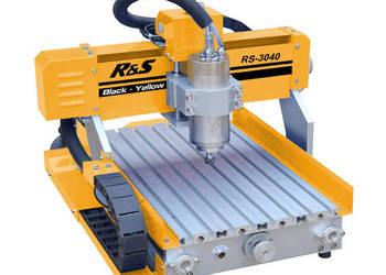 Frezarki CNC w konkurencyjnej cenie – skonfiguruj frezarkę