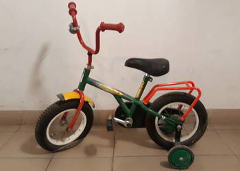 Rowerek dziecięcy TURBO SUPER COLLECTION