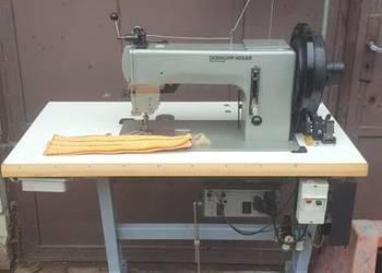 Durkopp-Adler kl. Maszyna do szycia, kaletnicza, tapicerk