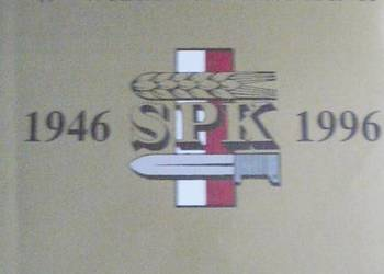 HISTORIA SPK 1946-1996 W WIELKIEJ BRYTANI