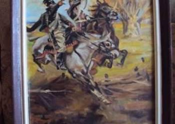 Obraz Konie wg. W. Kossaka